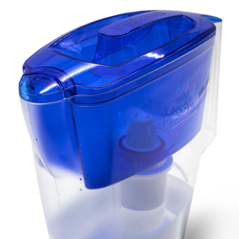 Jarra con filtro purificador de agua ALPHA - Geyer Filtros