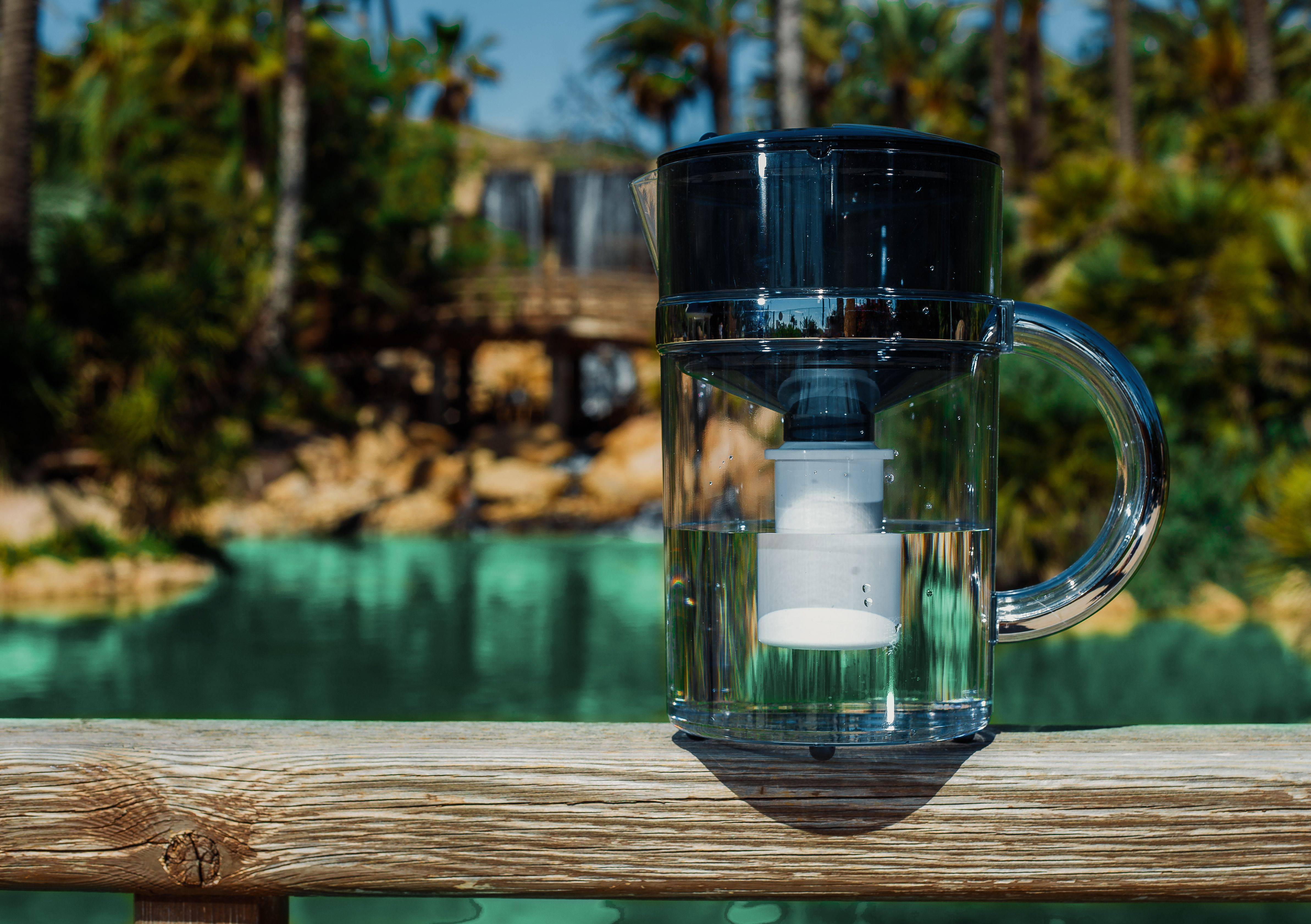 Jarra filtrante de agua Matisse