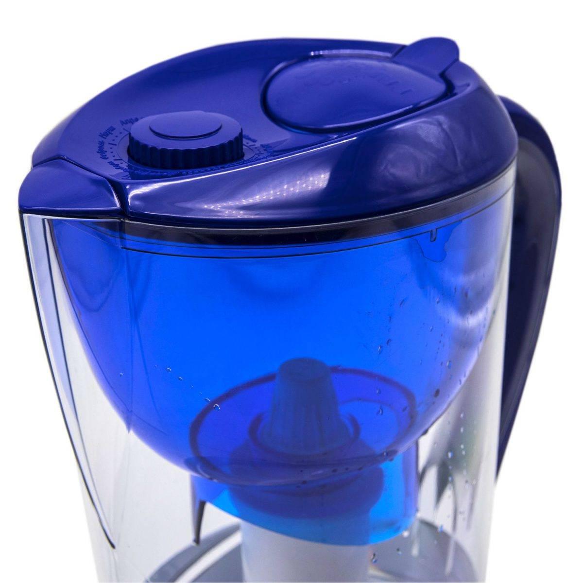 Jarra filtradora de agua Corus