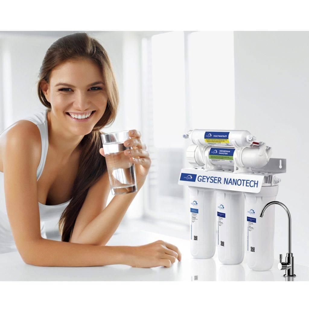 Purifica el agua de tu hogar con la ósmosis inversa
