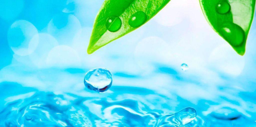 El intercambio de iones en el Filtro de agua